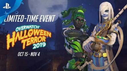 В Overwatch начался Хэллоуин