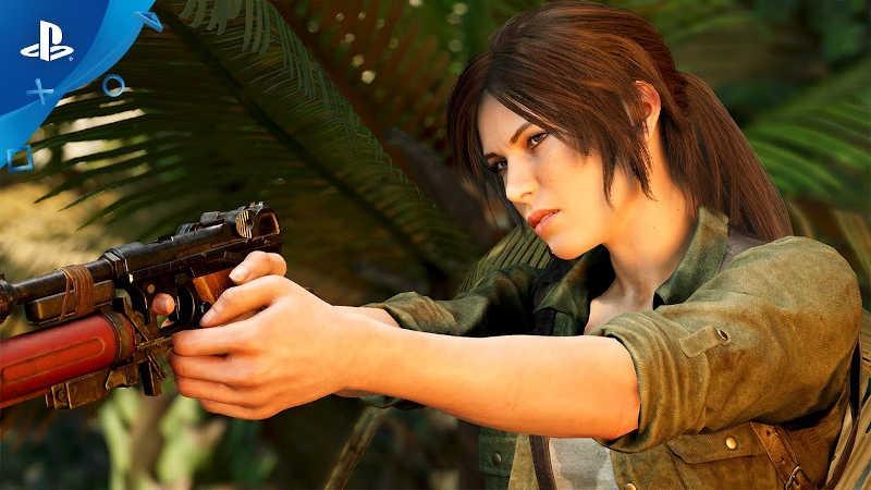 Релизный трейлер Shadow of the Tomb Raider: Definitive Edition