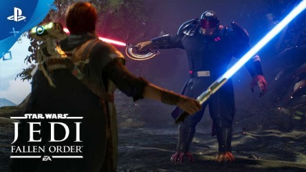 Релизный трейлер Star Wars Jedi: Fallen Order