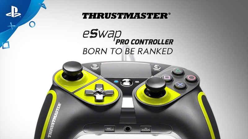 Модульный геймпад Thrustmaster eSwap Pro Controller для PS4
