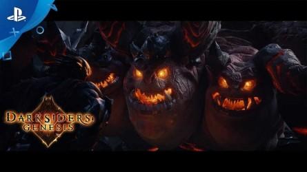Кинематографический трейлер даты выхода Darksiders Genesis
