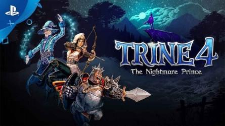 Релизный трейлер Trine 4: The Nightmare Prince