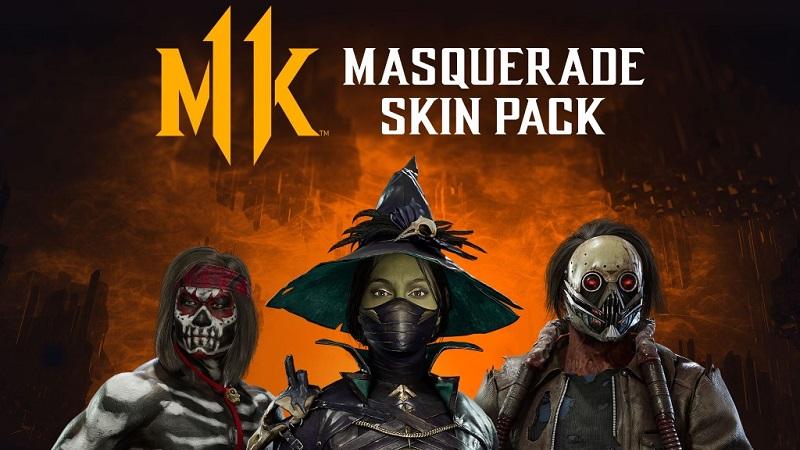 Хэллоуин приходит в Mortal Kombat 11