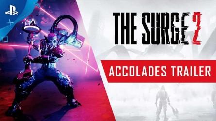 Хвалебный трейлер The Surge 2