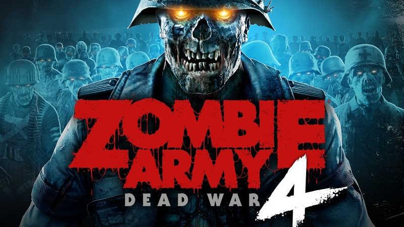 Предложение недели в PS Store — Скидка 35% на Zombie Army 4: Dead War