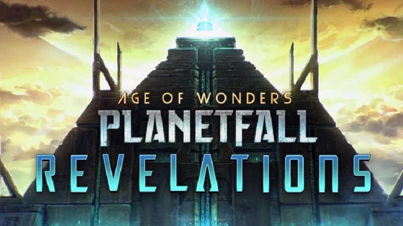 Релизный трейлер Age of Wonders: Planetfall — Revelations