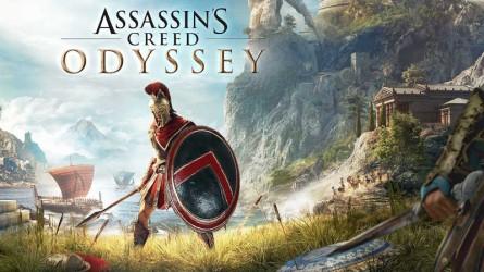 Предложение недели в PS Store — Скидка на Assassin's Creed Одиссея для PS4