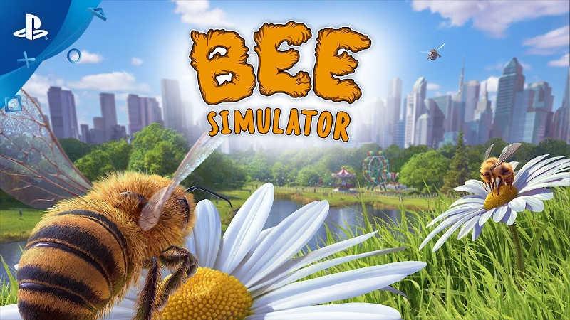 Релизный трейлер Bee Simulator