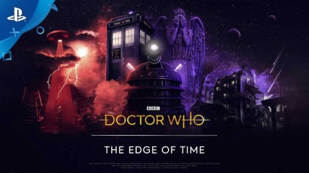 Релизный трейлер Doctor Who: The Edge of Time