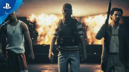 Релизный трейлер Narcos: Rise of the Cartels для PS4