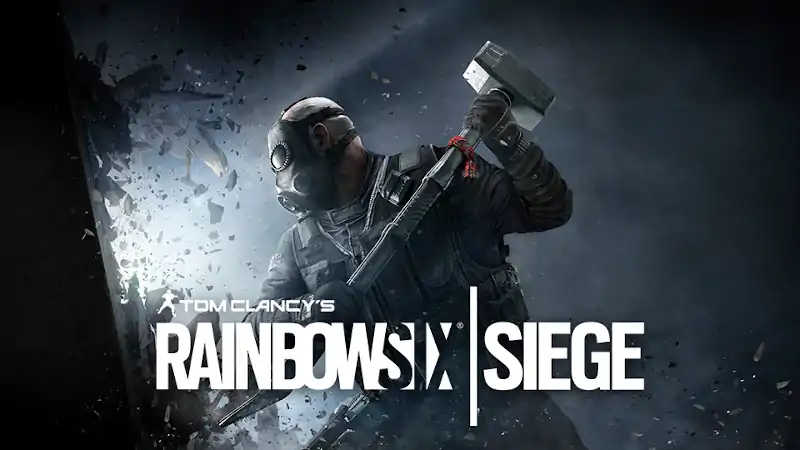 Это Rainbow Six Siege на PS4