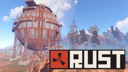 Rust анонсирован на PS4
