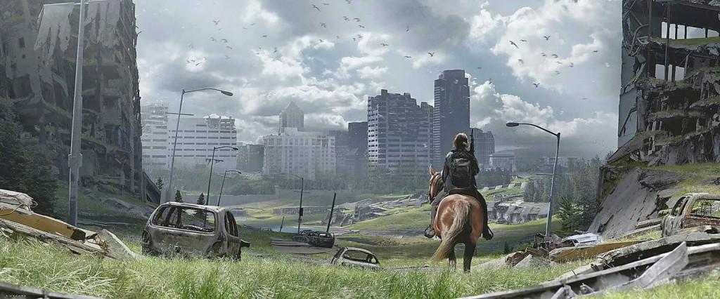 Арты The Last of Us Part II