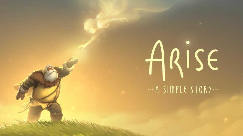 Релизный трейлер Arise: A Simple Story