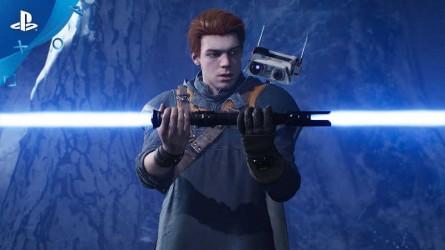 Чернопятничный трейлер Star Wars Jedi: Fallen Order