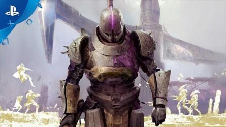 Трейлер Destiny 2: Shadowkeep — сезон «Рассвет»