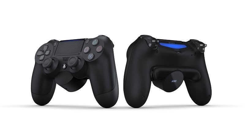 Дополнительные лепестки DualShock 4 для более продвинутых геймеров