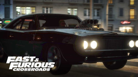 Трейлер Fast & Furious Crossroads
