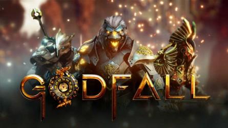 Godfall анонсирован на PS5 — новый лyтер-слэшеp от Gearbox
