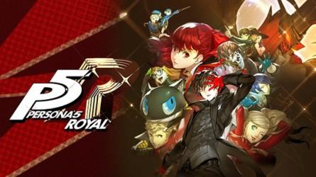 Дата выхода Persona 5 Royal