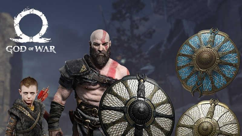 Праздничный набор для God of War 2019 года