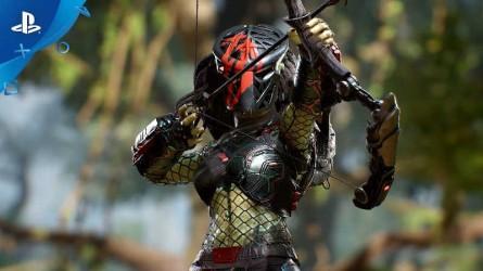Дата выхода и новый геймплейный трейлер Predator: Hunting Grounds
