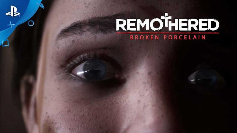 Геймплейный трейлер хоррора Remothered: Broken Porcelain