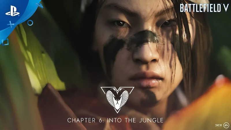 Трейлер 6 главы Battlefield V