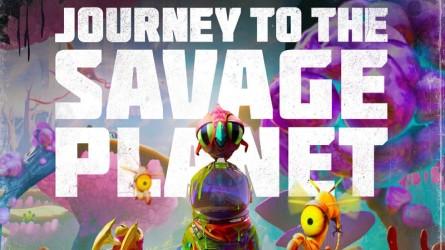 Релизный трейлер Journey to the Savage Planet