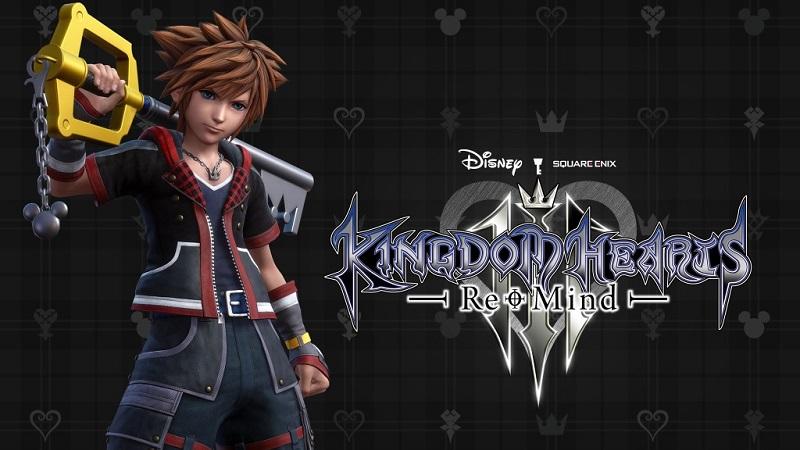 Релизный трейлер Kingdom Hearts III — Re Mind