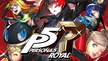 Хвалебный трейлер Persona 5 Royal