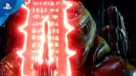 Новые скриншоты DOOM Eternal