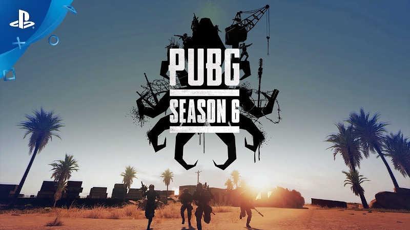Геймплейный трейлер 6 сезона PlayerUnknown's Battlegrounds
