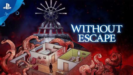 Релизный трейлер Without Escape для PS4 и PS Vita