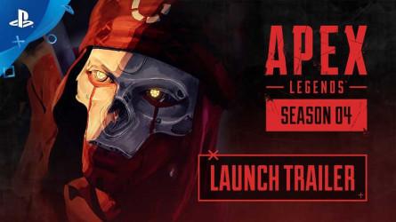Релизный трейлер 4 сезона Apex Legends — Ассимиляция