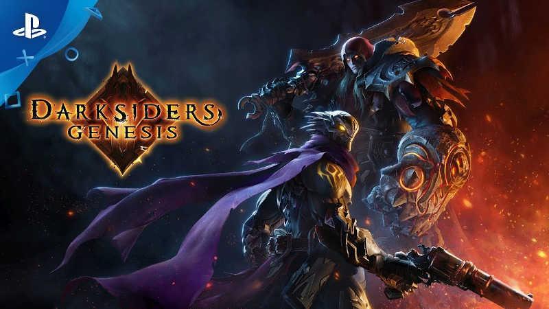 Релизный трейлер Darksiders Genesis