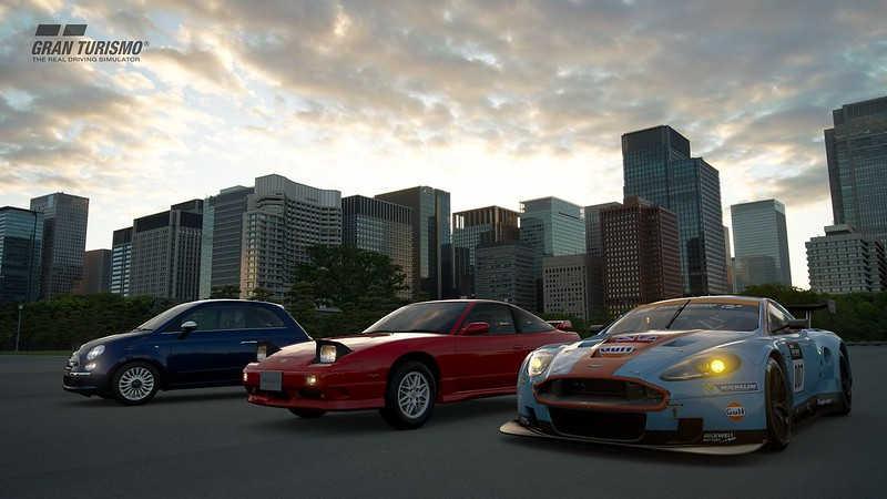 Gran Turismo Sport обновиляется до версии 1.56