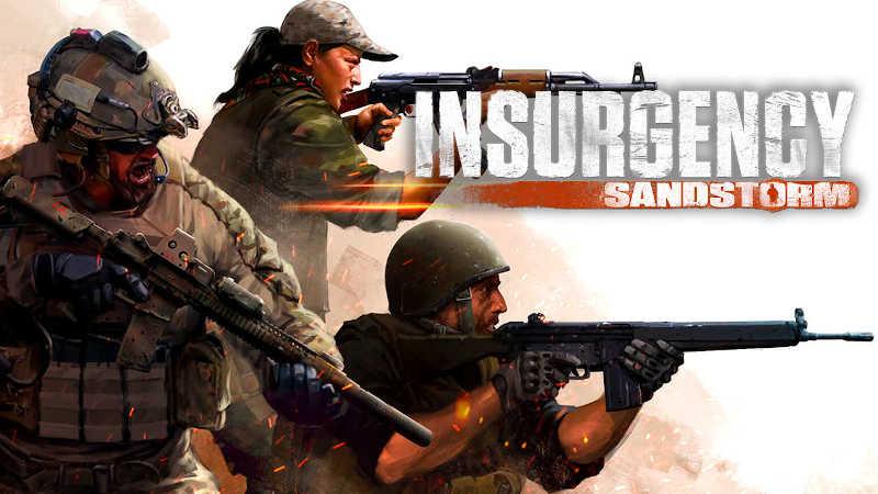Тактический многопользовательский шутер Insurgency: Sandstorm выйдет на PS4 в сентябре 2021