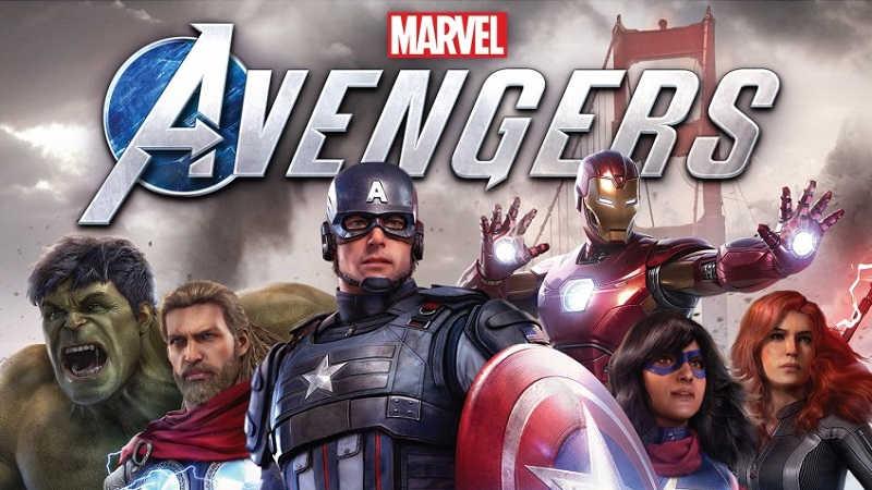 25-минутная демонстрация Marvel's Avengers