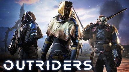 Сюжетный и геймплейный трейлеры Outriders для PS4 и PS5