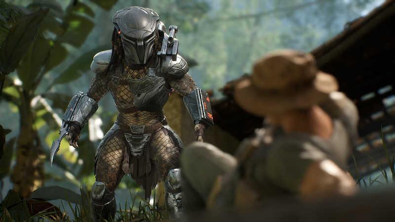 Новые геймплейные ролики Predator: Hunting Grounds