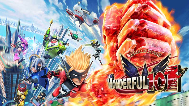 The Wonderful 101: Remastered выйдет на PS4 этой весной