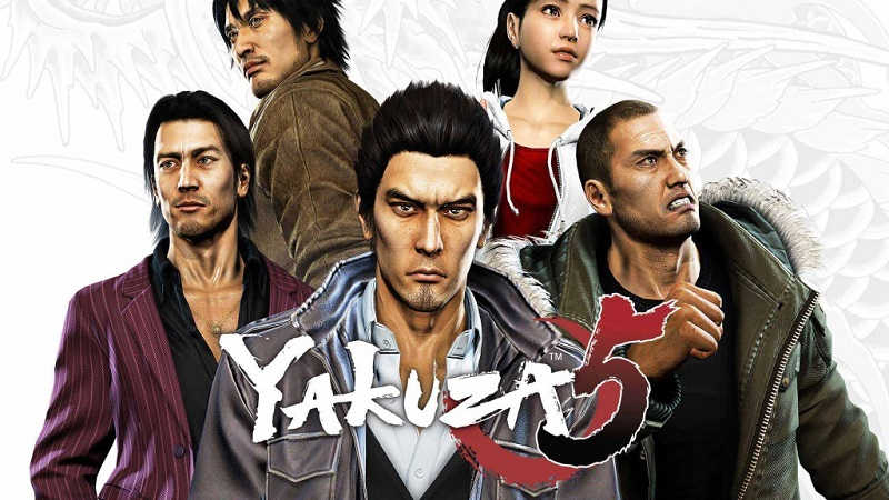 Релизный трейлер Yakuza 5 Remastered
