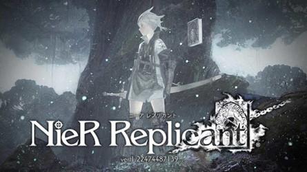 Геймплейное видео NieR Replicant ver.1.22474487139 — Бесплодный храм