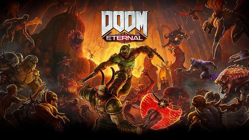 Хвалебный трейлер Doom Eternal