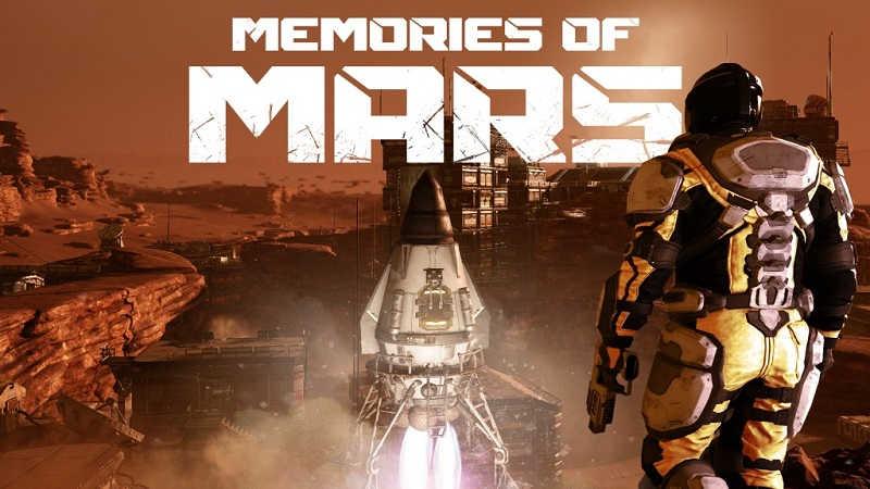 Релизный трейлер Memories of Mars