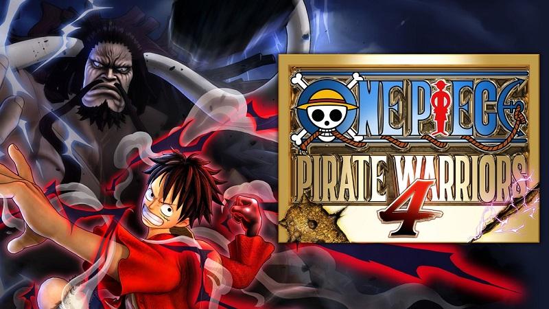 Релизный трейлер One Piece Pirate Warriors 4