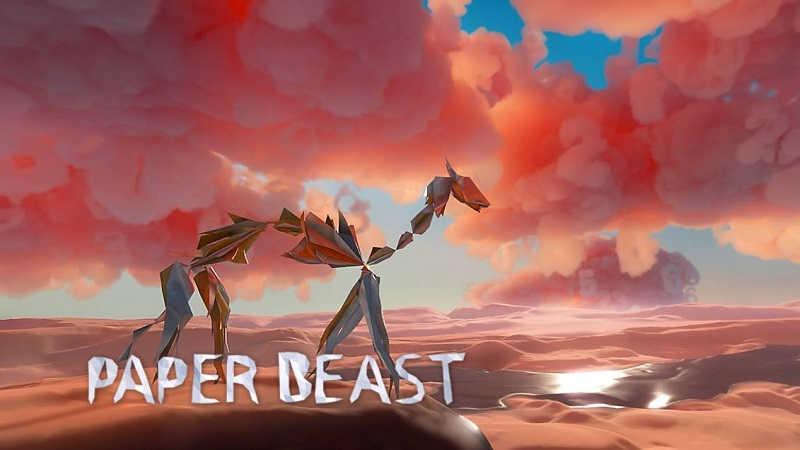 Релизный трейлер Paper Beast