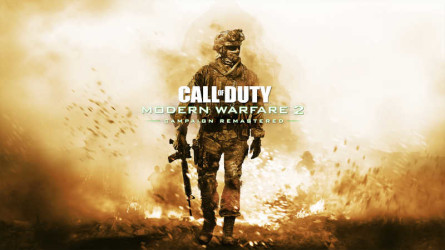 Ремастер Call of Duty: Modern Warfare 2 вышел на PlayStation 4