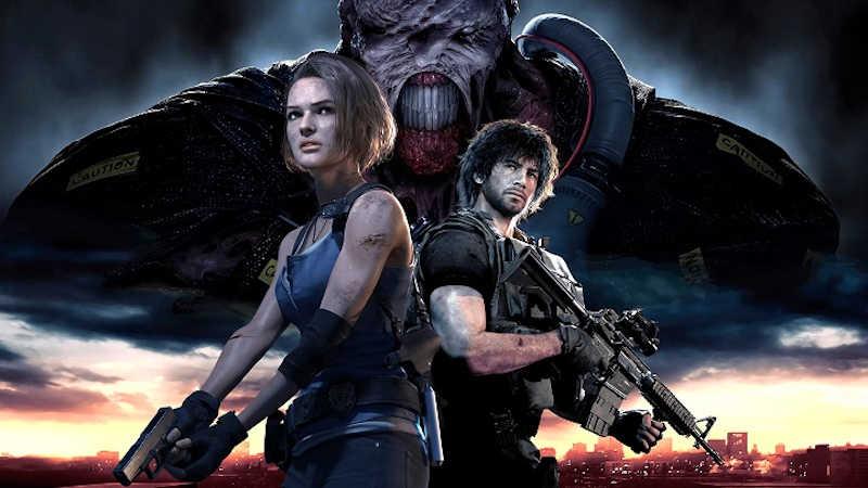 Релизный трейлер Resident Evil 3